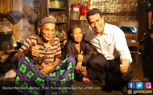 Esensi Kebijakan Pangan Era Amran: Menyayangi Petani - JPNN.com