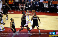 Redam Rockets, Warriors Jumpa Cavaliers Lagi di Final NBA - JPNN.com