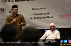 Jiwa Kesatria, PKS Akui Kemenangan Ridwan-Uu Ruzhanul - JPNN.com