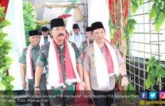 Safari Ramadan, Panglima TNI dan Kapolri Datangi Tasikmalaya - JPNN.com