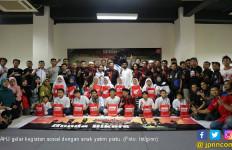 Tepis Anggapan Miring Anak Motor, AHJ Gelar Kegiatan Sosial - JPNN.com