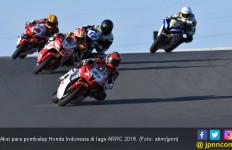 ARRC Sentul Peluang Pembalap Honda Incar Juara Kelas AP250 - JPNN.com