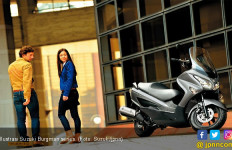 Suzuki Suntik Mati Burgman 125 dan 600, Varian 400 Diselamatkan - JPNN.com
