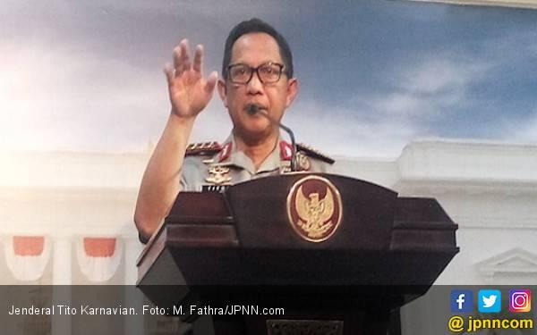 Jenderal Tito Promosikan Dua Kapolda ke Jabatan Bintang Tiga - JPNN.com