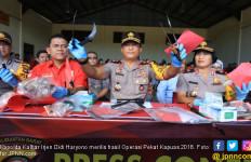 Polda Kalbar Ungkap 1.011 Kasus, 1.144 Orang Ditangkap - JPNN.com