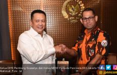 Ketua DPR Minta Pemuda Pancasila Gaungkan Pemilu Damai - JPNN.com
