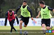 Piala Dunia 2018: Suarez Doakan Salah Fit saat Lawan Uruguay - JPNN.com