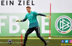 Dua Kejutan di Skuat Resmi Jerman Untuk Piala Dunia 2018 - JPNN.com