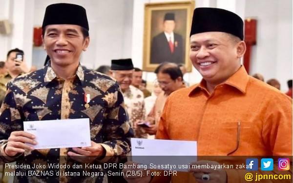 Presiden Jokowi Terus Dihina, Bamsoet Jadi Curiga - JPNN.com