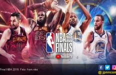 Final NBA 2018: Cavaliers Boleh Berdoa Warriors Bunuh Diri - JPNN.com