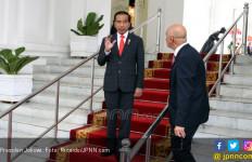 Jokowi Buka Rakernas Apkasi dengan Kesedihan - JPNN.com