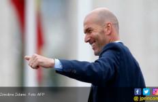 Chelsea Dilarang Beli Pemain Sampai 2020, Zinedine Zidane Boleh kan? - JPNN.com