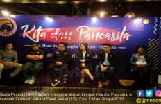 Garda NasDem: Gelorakan Pancasila dari Hati, Bukan Mulut - JPNN.com