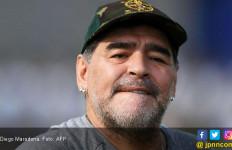 Diego Maradona Fokus Jaga Kesehatan - JPNN.com