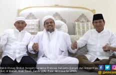 HRS Pergi Karena Maunya Sendiri, Tak Mungkin Prabowo Menjadikannya Syarat Rekonsiliasi - JPNN.com