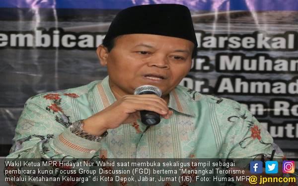 HNW: Ketahanan Keluarga Penting untuk Menangkal Terorisme - JPNN.com