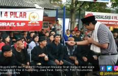 Gelorakan 4 Pilar, Bang Ara Undang Komunitas Religi & Seni - JPNN.com