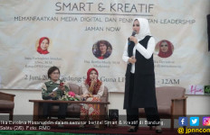 Istri Kang Hasan Ajak Anak Milenial Jabar Pelopori Perubahan - JPNN.com