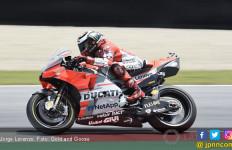 Hasil MotoGP Italia: Berikan Tepuk Tangan Buat Jorge Lorenzo - JPNN.com