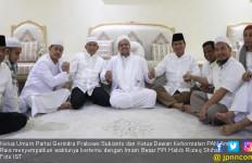 Ingat ! Prabowo yang Janji Pulangkan Rizieq, Bukan Jokowi - JPNN.com