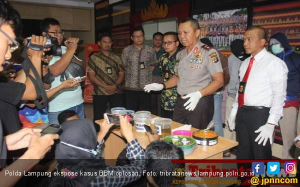 Polda Belum Tetapkan Tersangka Kasus Pengoplosan BBM - JPNN.com