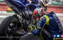 Rossi dan Vinales Tak Takut Sama Hujan - JPNN.com