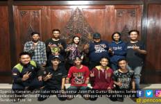 Dua Anak Mbak Puti SOTR Bareng Paguyuban Sawunggaling - JPNN.com