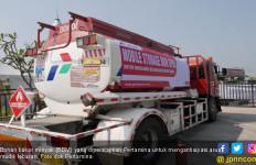 Pertamina Layani 652 Ribu Liter BBM Selama Arus Mudik - JPNN.com