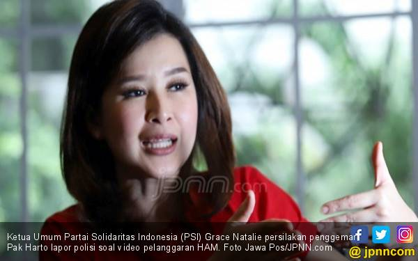Grace PSI: Kita Sebut Mereka Nasionalis Gadungan! - JPNN.com