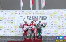 Pembalap Indonesia Dominasi Podium ARRC 2018 di Suzuka - JPNN.com