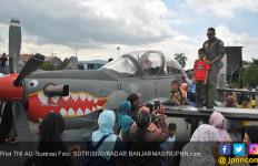 Pilot TNI AU Siap Terbangkan Pesawat Garuda - JPNN.com