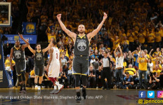 Hujan 3 Points, Warriors Atasi Cavaliers di Game 2 Final NBA - JPNN.com