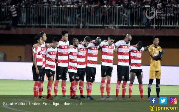 Punya Rekor Istimewa, Madura United Pede Hancurkan Persija - JPNN.com