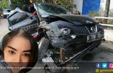 Begini Kronologis Kecelakaan Mobil Anisa Bahar - JPNN.com