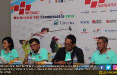 Asah Pegolf Muda di Himbara World Junior Championship - JPNN.com