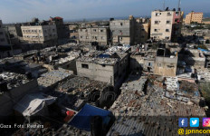 Bom Israel Bunuh Ibu Hamil dan Balita - JPNN.com