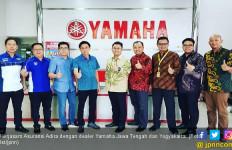 Kini Konsumen Yamaha Jawa Tengah Dilindungi Asuransi Adira - JPNN.com