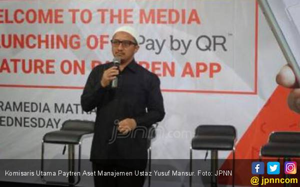 Target Besar Ustaz Yusuf Mansur Bersama PayTren - JPNN.com
