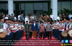 Jokowi Bersyukur Karena TNI dan Polri Solid Lawan Terorisme - JPNN.com
