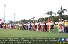 20 Negara Ramaikan Himbara World Junior Championship - JPNN.com