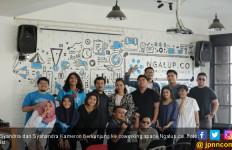 Cicit Bung Karno Anak Muda Berkolaborasi di Coworking Space - JPNN.com