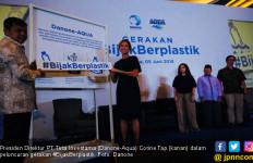 Danone - Aqua Luncurkan Gerakan #BijakBerplastik - JPNN.com