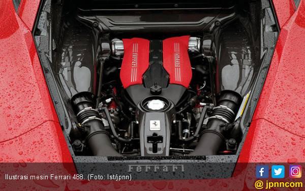 Ferrari Tarik 2000 Unit Karena Berpotensi Kebakaran - JPNN.com
