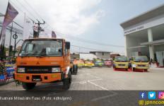 Pembangunan Infrastruktur Masif, Penjualan Fuso Naik 30 % - JPNN.com