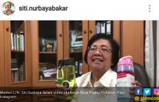 Menteri Siti Tantang Artis Ikut Video Challenge Ini - JPNN.com