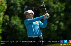 Patricia Sinolungan Jaga Asa Indonesia di HWJGC 2018 - JPNN.com