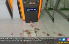 Kisah Pemuda Jujur Kembalikan Uang Berhamburan di ATM BRI - JPNN.com