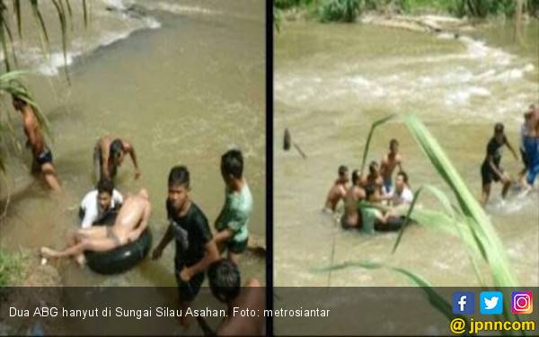 Seminggu, Dua Remaja Hanyut di Sungai Angker Ini - JPNN.com
