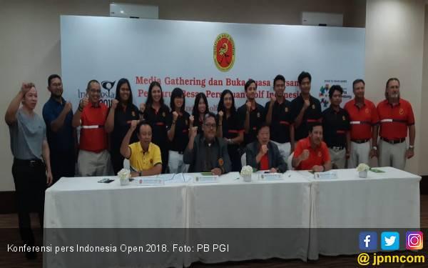 Asian Games 2018: Tim Golf Asah Mental di Indonesia Open - JPNN.com