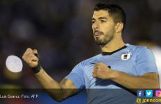 Semoga Luis Suarez Tak Menggigit Orang di Piala Dunia 2018 - JPNN.com